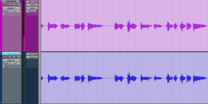 Duplicating for parallel compression